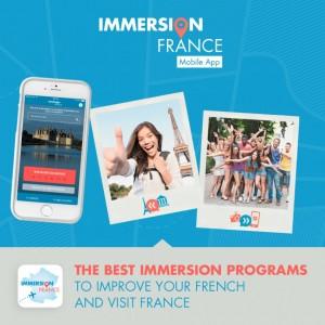 « Immersion France », pour découvrir la France et apprendre le français